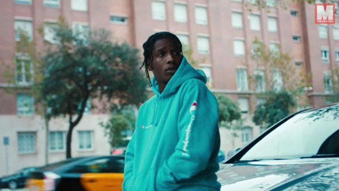 A$AP Rocky protagoniza la nueva y emotiva campaña de Mercedes-Benz