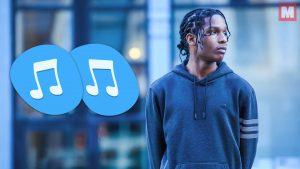 A$AP Rocky está trabajando en dos nuevos proyectos