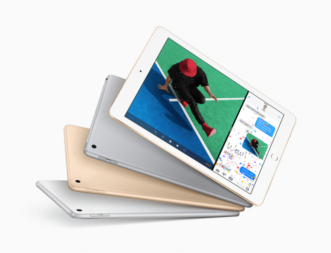 apple ipad 9 7 684x523 - Apple estrena su iPhone 7 rojo, nuevo iPad y una app similar a Snapchat