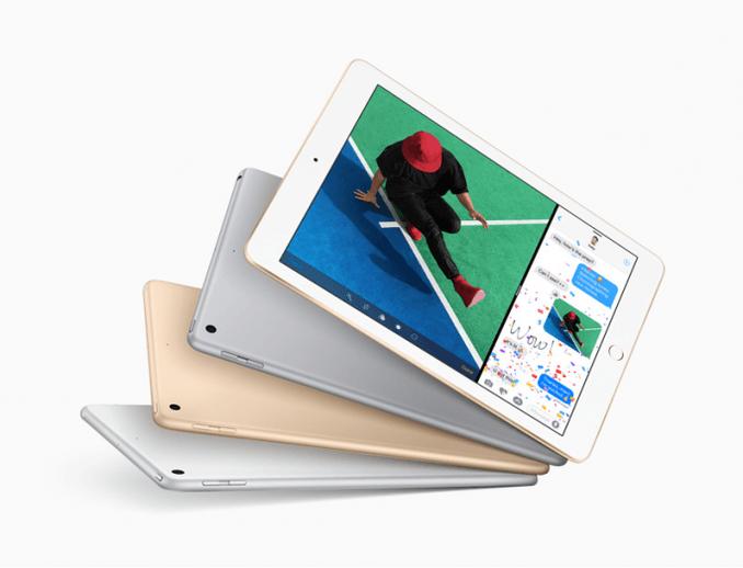 apple ipad 9 7 684x523 - Apple estrena su iPhone 7 rojo, nuevo iPad y una app similar a Snapchat
