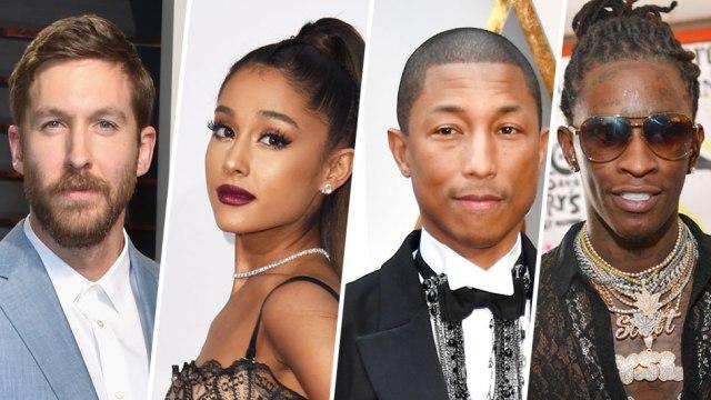 Calvin Harris se junta con Ariana Grande, Pharrell y Young Thug para traernos 'Heatstroke'