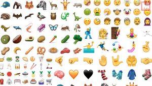 Aquí están todos los nuevos emojis que llegarán a tu iPhone en junio