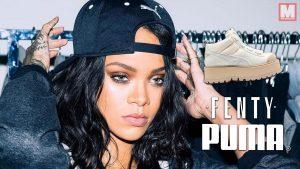 Ya está disponible la nueva colección FENTY PUMA de Rihanna