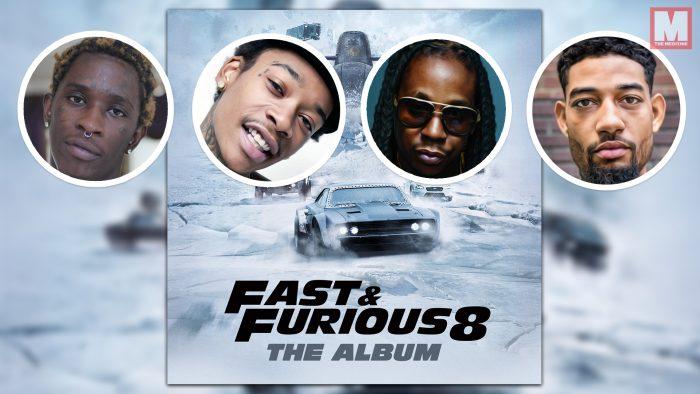 Young Thug, Wiz Khalifa, 2 Chainz y PnB Rock se unen en 'Gang Up'