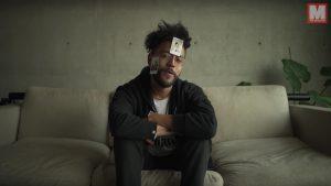 Jesse Baez trae el R&B más melancólico con el vídeo 'Apaga La Luz'