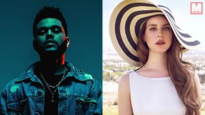The Weeknd y Lana Del Rey están preparando un tema conjunto