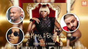 Kanye West, Quavo, DJ Khaled y más en el nuevo álbum de Mary J. Blige