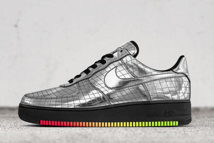 Nike Air Force 1 Jet, las zapatillas diseñadas exclusivamente para Elton John