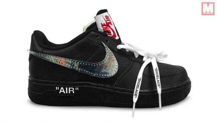 Virgil Abloh presenta la colaboración OFF-WHITE x Nike Air Force 1