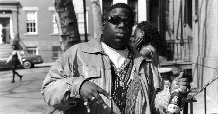 Los Nets homenajean el 20 aniversario de la muerte de Notorious con la 'Biggie Night'
