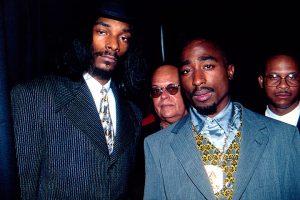 Snoop Dogg rendirá homenaje a Tupac en su llegada al Rock and Roll Hall of Fame