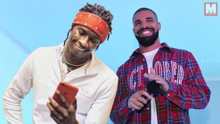 Young Thug publicará un nuevo álbum muy pronto producido por Drake