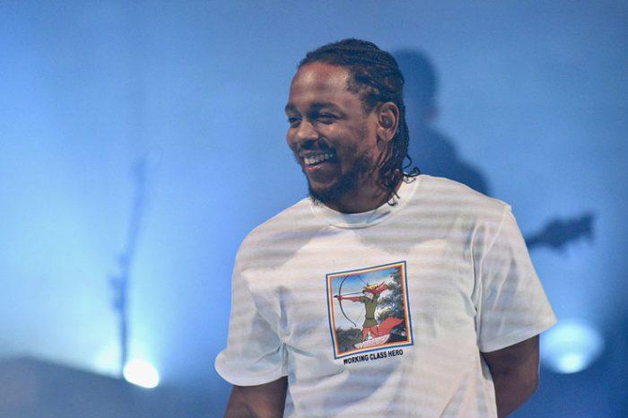 Kendrick Lamar confirma el tracklist de 'DAMN.', su nuevo álbum