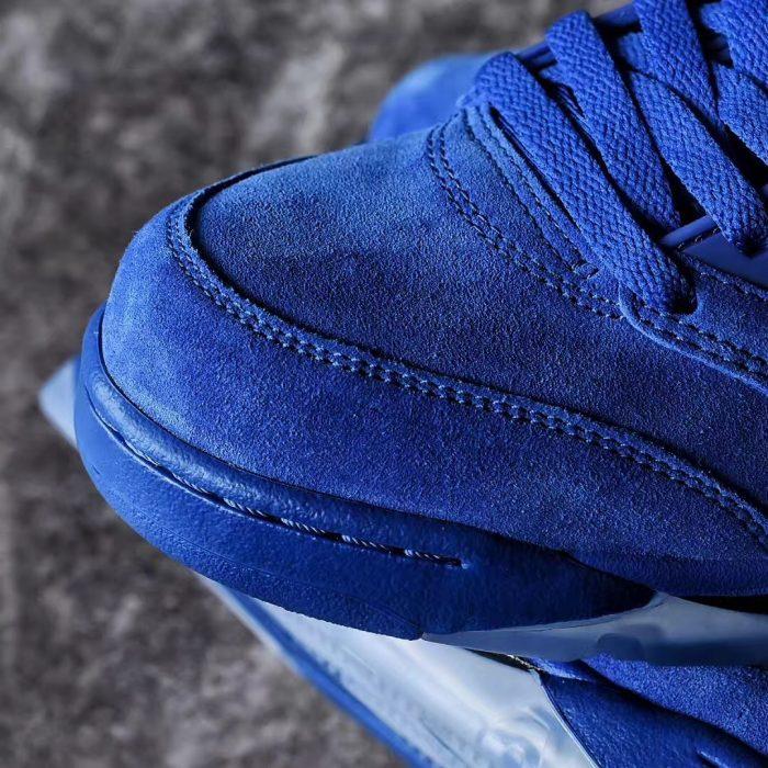 Air Jordan 5 Blue Suede 4 700x700 - Jordan romperá el verano con las Air Jordan 5 'Game Royal'