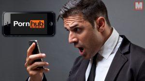 Pornhub lleva a cabo la mejor broma del April Fool's Day