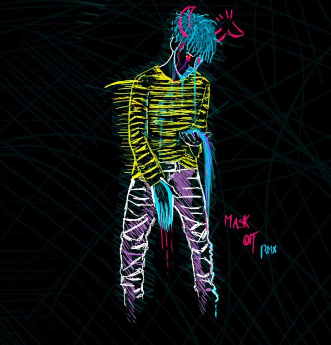 Kidd Keo estrena su propio remix del 'Mask Off' de Future