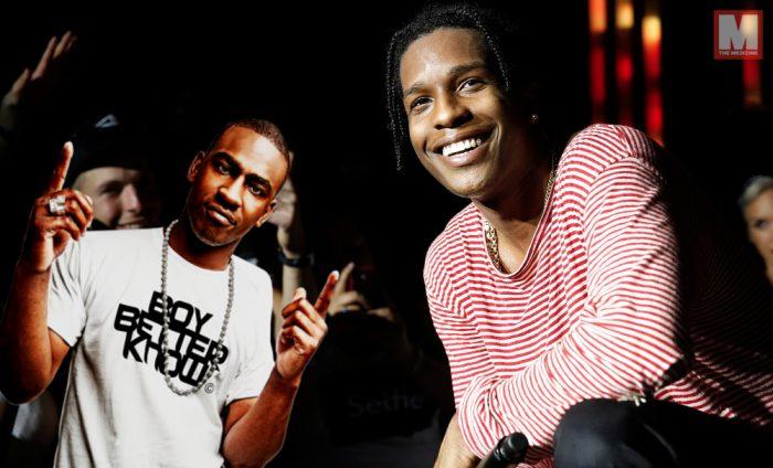 Skepta sorprende a sus fans en Londres con la presencia de A$AP Rocky