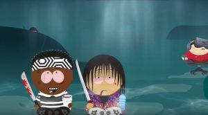 Keith Ape trae el remix de South Park con 'Going Down To Underwater'