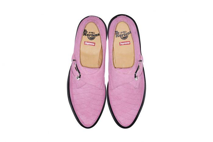 Supreme x Dr. Martens 4 700x467 - Supreme y Dr. Martens colaboran para crear el streetwear más elegante