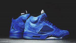 Jordan romperá el verano con las Air Jordan 5 'Game Royal'