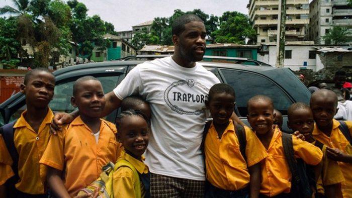 A$AP Ferg lanza una colección con Uniform para ayudar a los niños de África