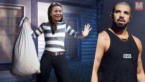 Una fan obsesionada con Drake se inflitra en su casa y le roba