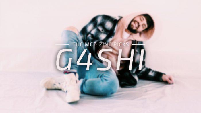 Conoce a G4SHI: de no hablar inglés a ser la nueva estrella de Brooklyn