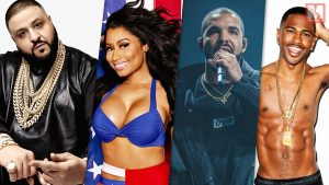 Drake, Nicki Minaj y Big Sean participarán en 'Grateful' de DJ Khaled