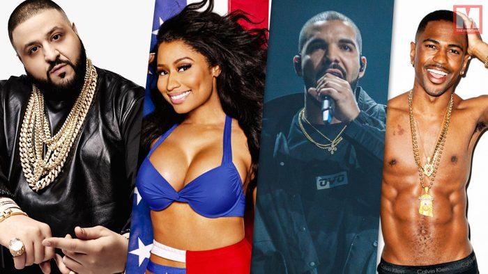 Drake, Nicki Minaj y Big Sean participarán en 'Grateful' de DJ Khaled