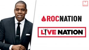 Roc Nation de Jay Z prolonga su acuerdo con Live Nation