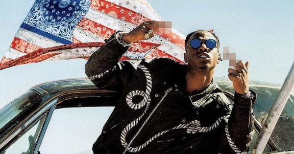 Ya puedes escuchar 'All-Amerikkkan Badass', el nuevo álbum de Joey Bada$$