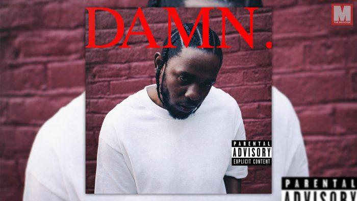 Ya puedes escuchar 'DAMN.', el nuevo álbum de Kendrick Lamar