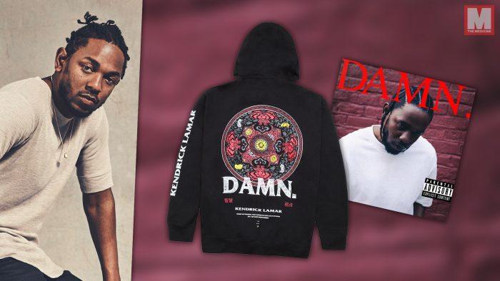 Kendrick Lamar lanza su nuevo merchandising 'Kung Fu Kenny'