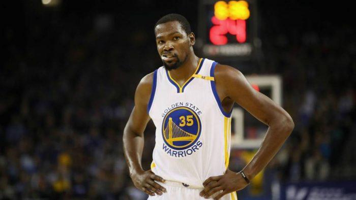 Los Warriors anuncian la fecha de regreso a las pistas de Kevin Durant