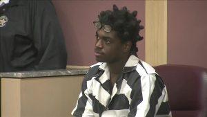El juez declara culpable a Kodak Black de los cargos por violar su arresto domiciliario