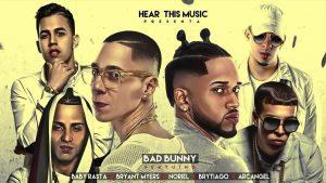 Bad Bunny, Arcangel, Bryant Myers y más le ponen vídeo al hit 'Me Mata'