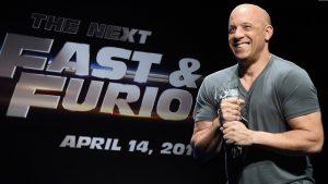 La última entrega de 'Fast & Furious' pulveriza récords en la taquilla internacional