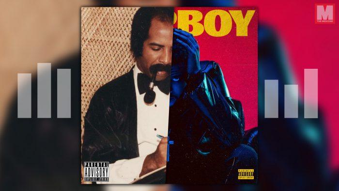 Un mashup mezcla 'Passionfruit' de Drake y 'Secrets' de The Weeknd