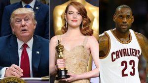 Chance The Rapper, McGregor y LeBron entre las 100 personas más influyentes del mundo según la revista TIME