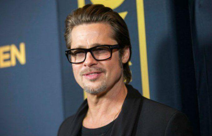 Brad Pitt asegura que la música de Frank Ocean le ayudó a superar su divorcio