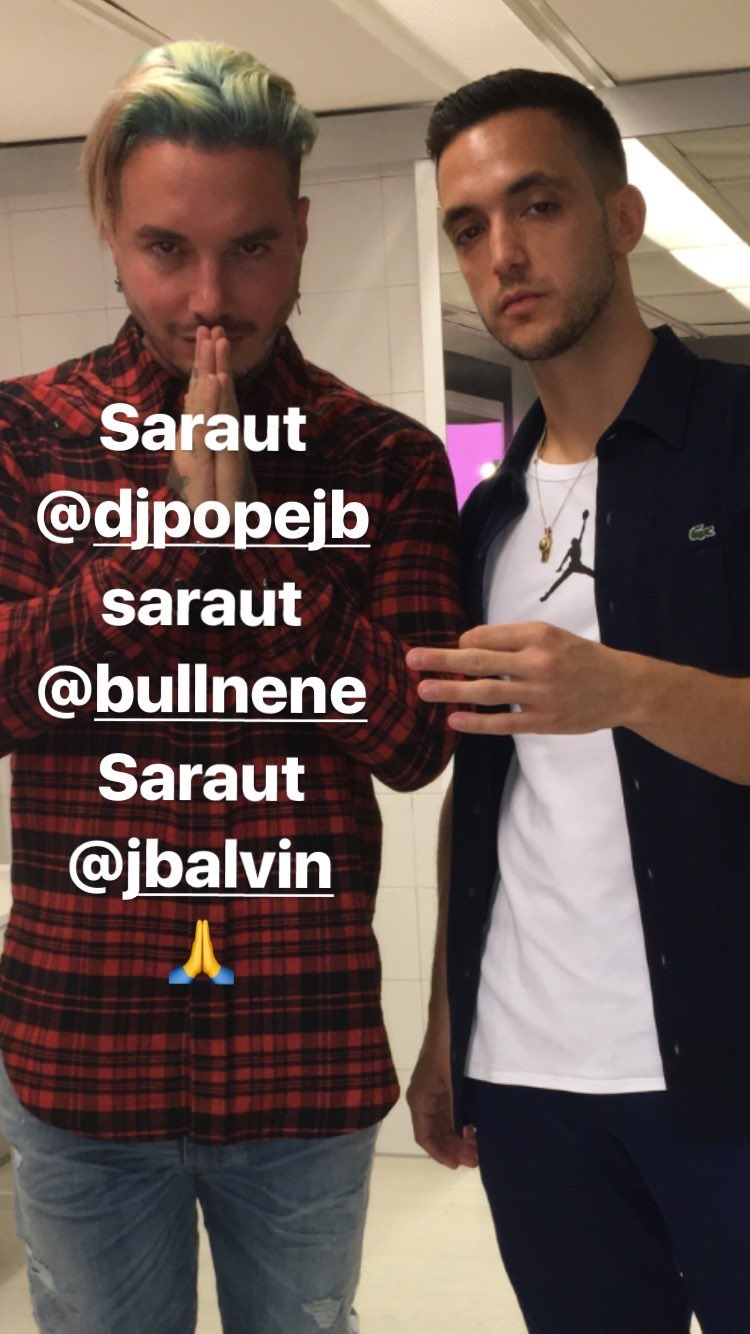 ¿Cuánto mide J Balvin? - Altura - Real height Image-uploaded-from-iOS