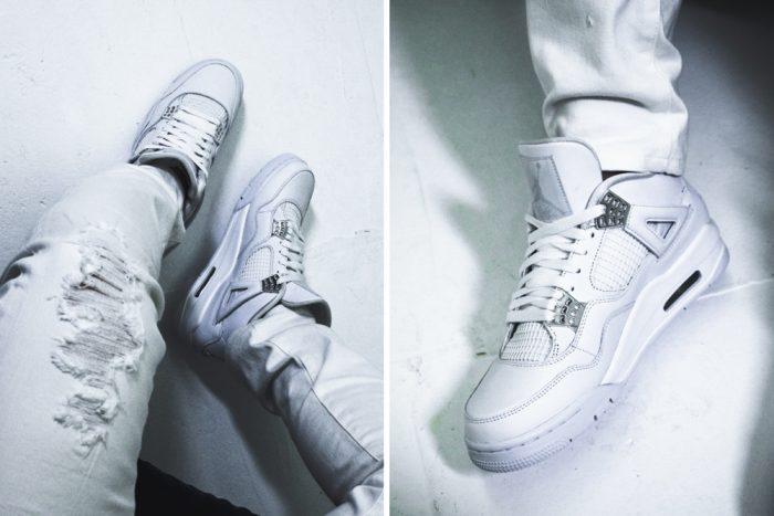 Jordan Pure Money Collection  3 700x467 - Las Air Jordan 4 'Pure Money' vuelven a las tiendas una década después