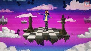 Big Sean se sumerge en un videojuego con 'Jump Out The Window'