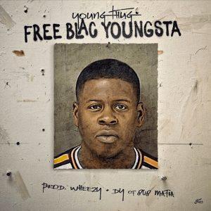 Young Thug manda apoyo a su compañero en 'Free Blac Youngsta'