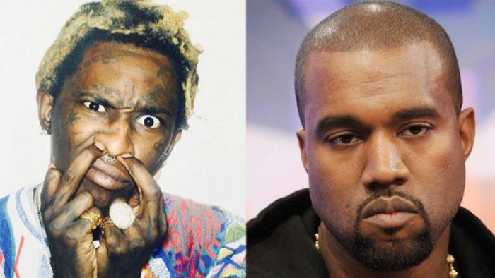 Kanye West y Young Thug desaparecen de las redes sociales