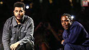 Kendrick Lamar, invitado estrella en el último concierto de The Weeknd