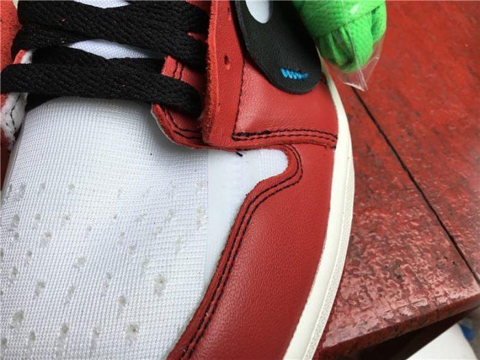 hot sale online a5e23 2e89e Se filtra el precio de las Air Jordan 1 X OFF-WHITE