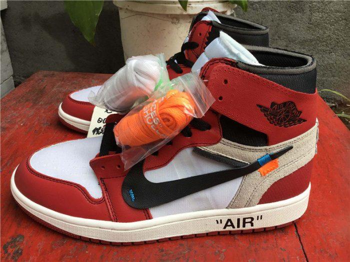 off white air jordan 1 release date aa3834 101 700x525 - Se filtra el precio de las Air Jordan 1 X OFF-WHITE