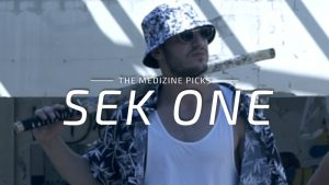 Sek One: la voz fuerte y clara de la zona este de España