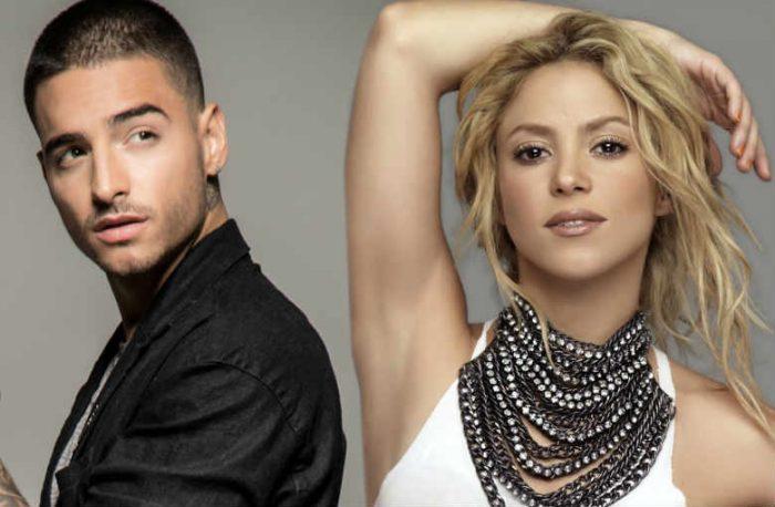 Shakira se sube a la moda del trap «gracias» a Maluma